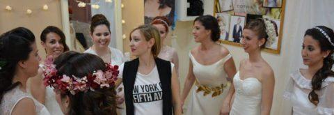 Somos especialistas en novias y servicios de bodas